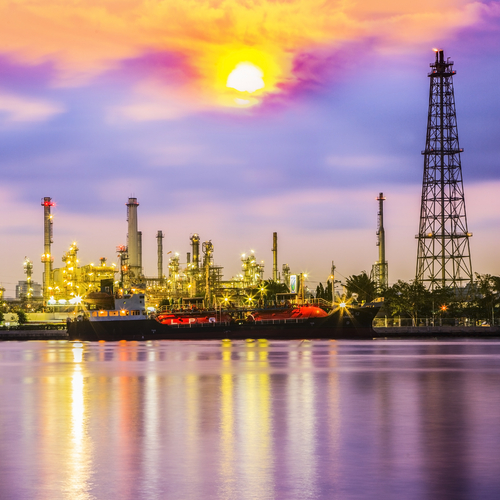 Learn about the complexities of the oil refining process.