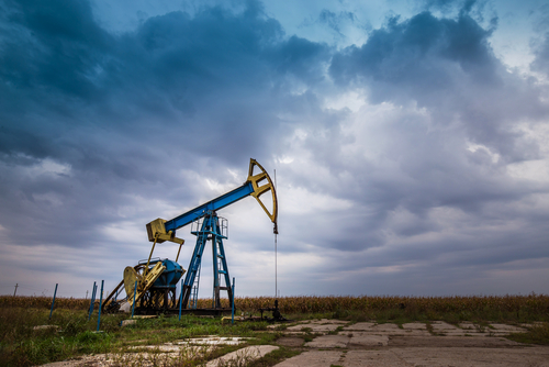 Increase oil production with shale oil fracking.